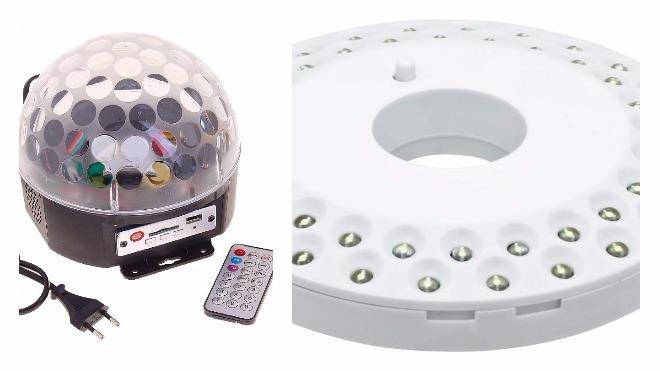 портативный светотехнические устройства