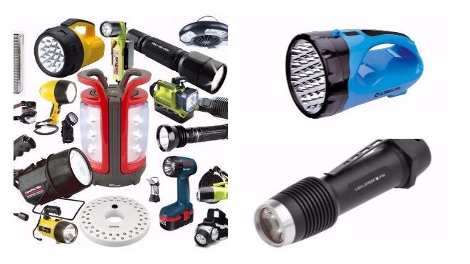 Как выбрать мощный светодиодный аккумуляторный фонарь