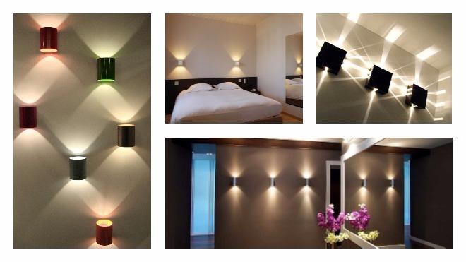 Как выбрать настенные светильники